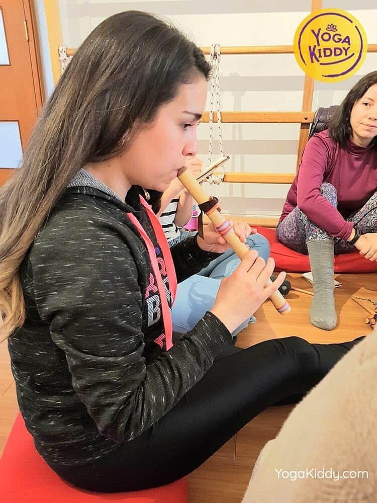 formacion sonoterapia para niños chile santiago yogakiddy 5