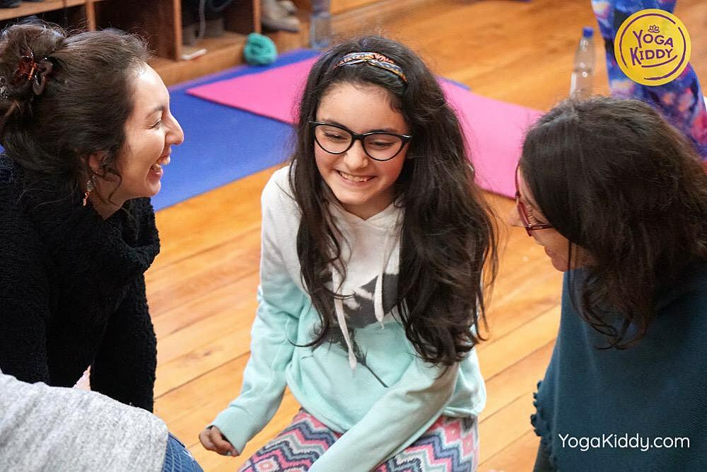yoga para niños castro chiloe chile yogakiddy formacion 5