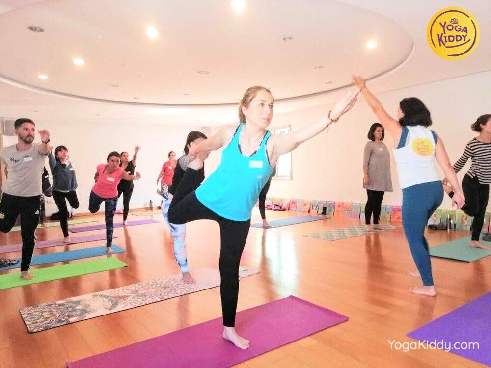 formacion yoga para niños en concepcion chile yogakiddy 3