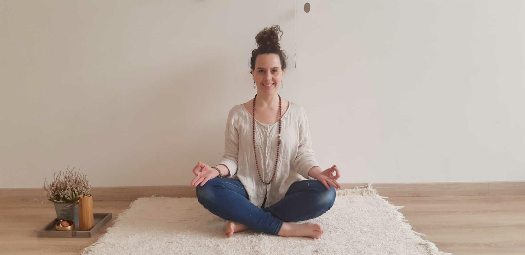 Jéssica Faulón Yoga para niños yogakiddy