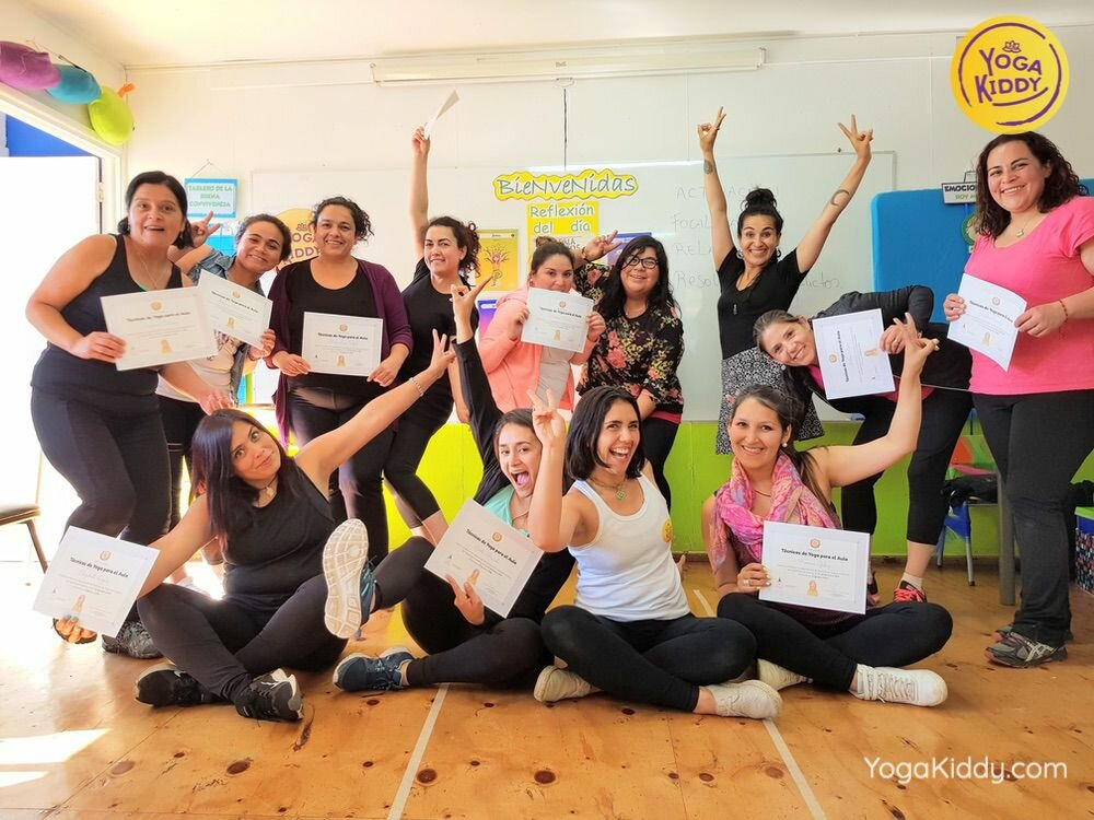 Diploma Yoga en el Aula