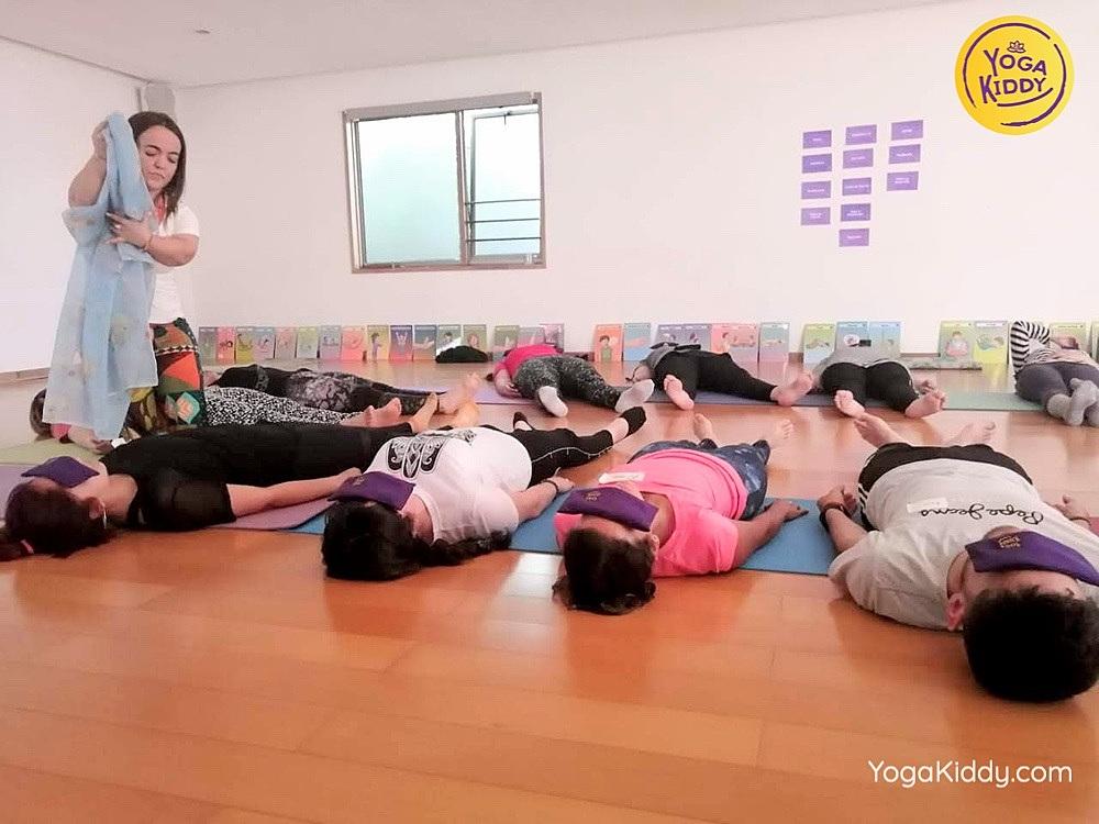 formacion yoga para niños en concepcion chile yogakiddy 6