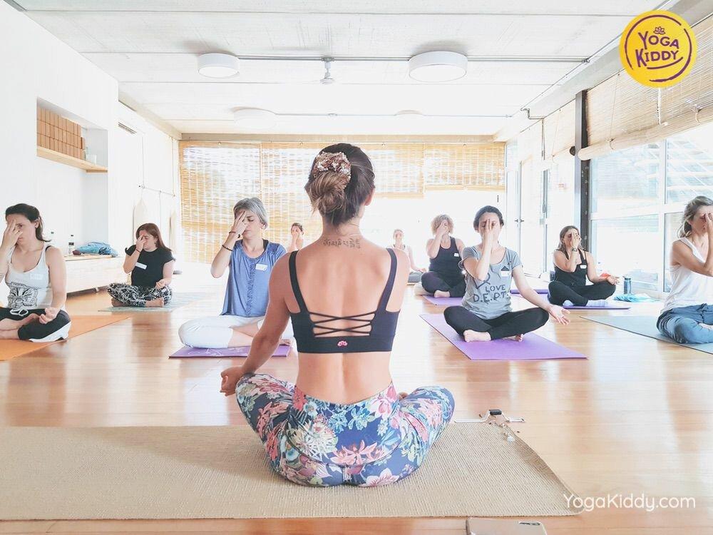 formacion yoga para ninos montevideo yogakiddy uruguay 7