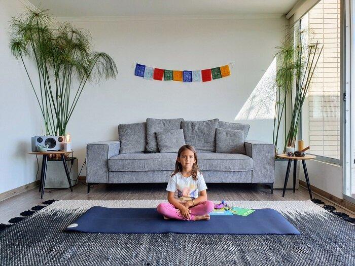 meditacion en la infancia