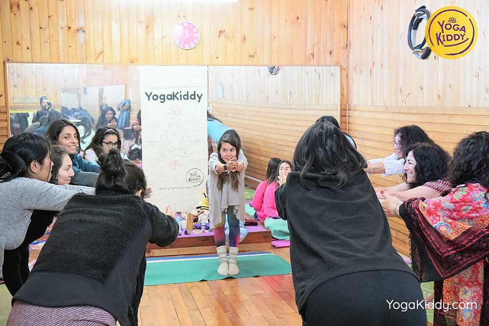 yoga para niños castro chiloe chile yogakiddy formacion 11