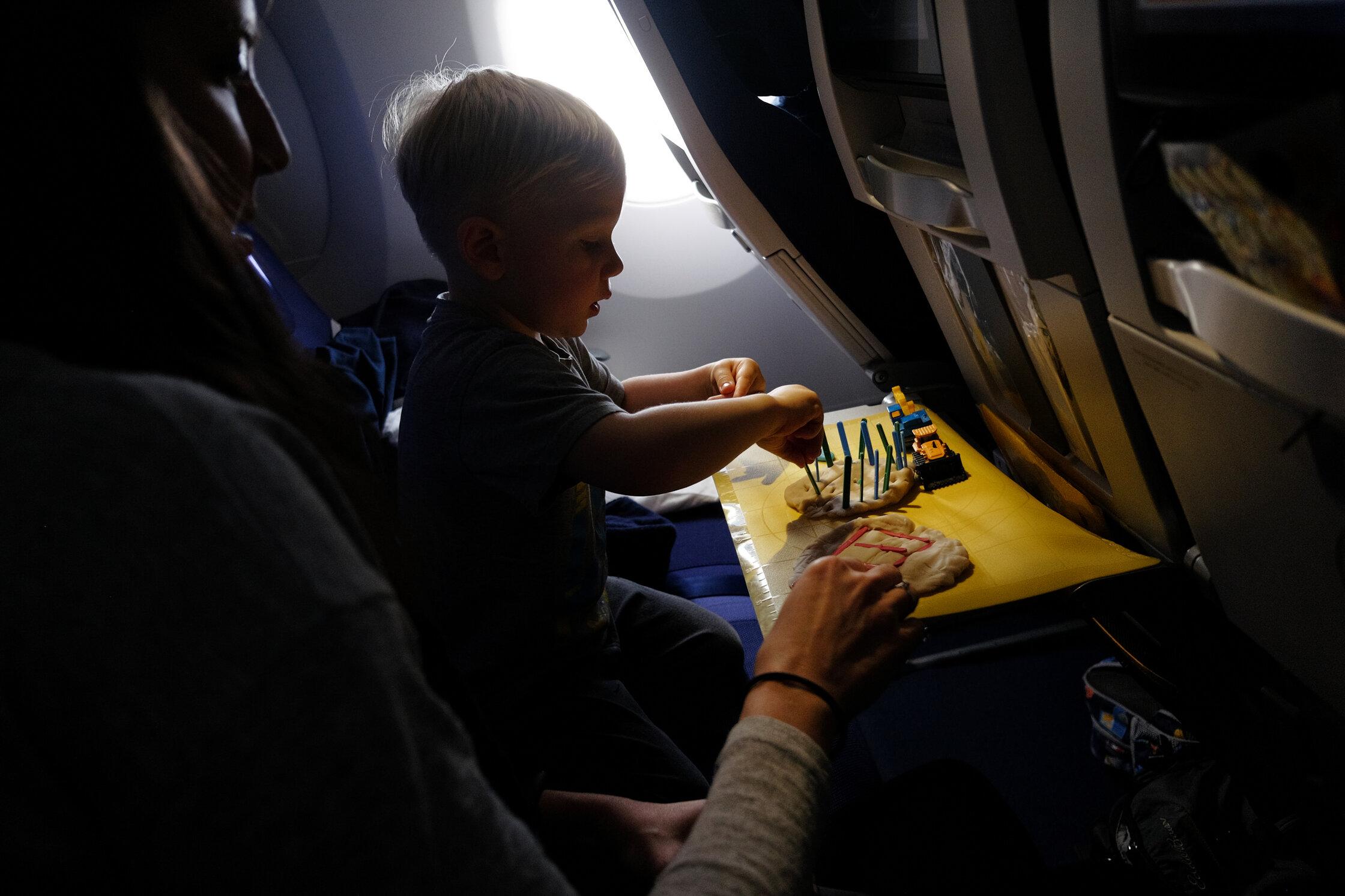 Flight № 34: Munich–Charlotte