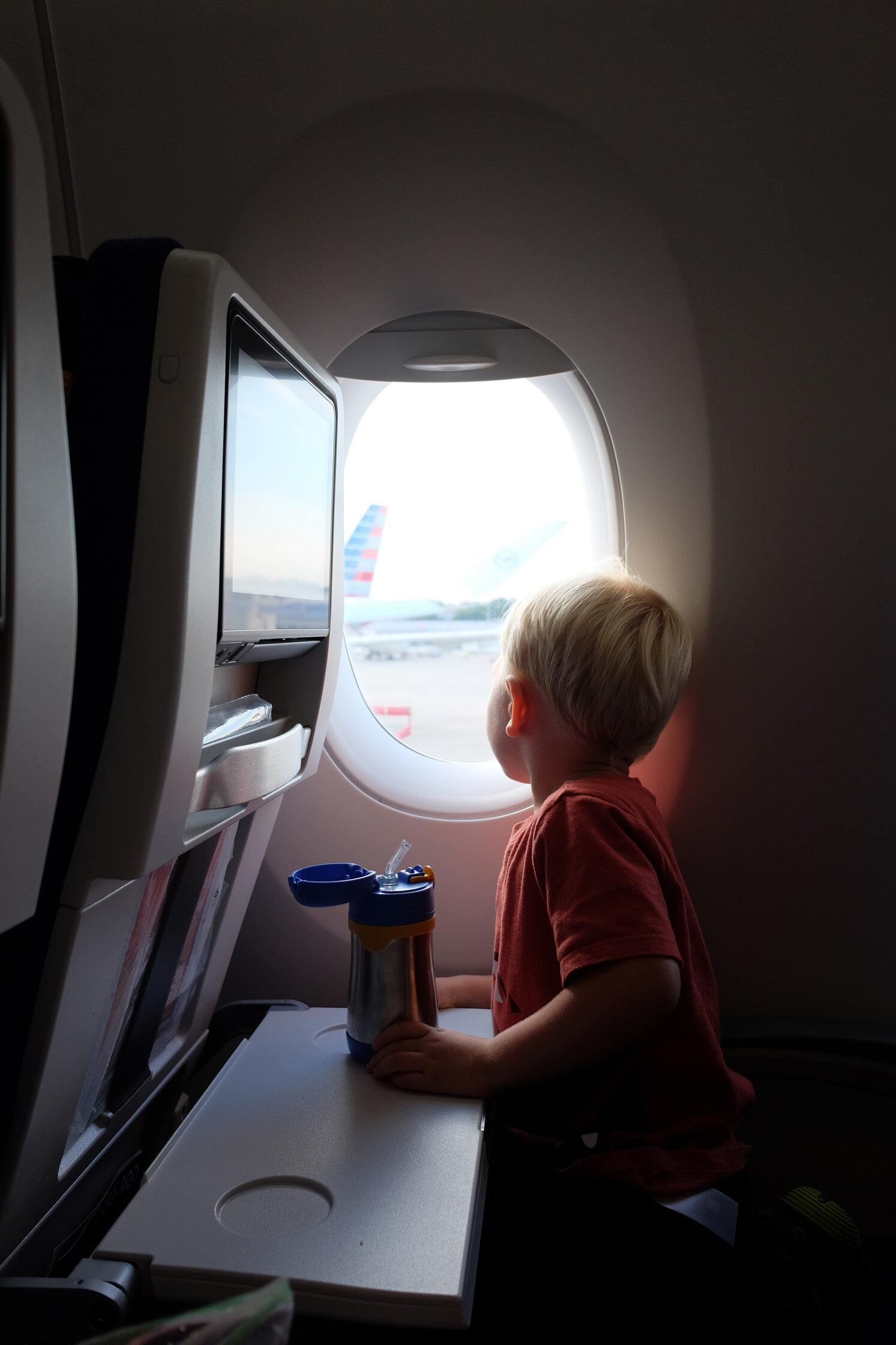 Flight № 29: Charlotte–Munich