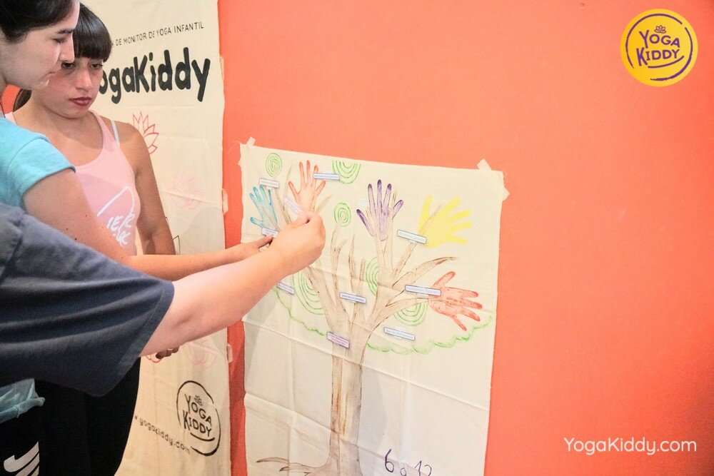 Formación de Yoga para Niños en Santiago, Chile YogaKiddy 13