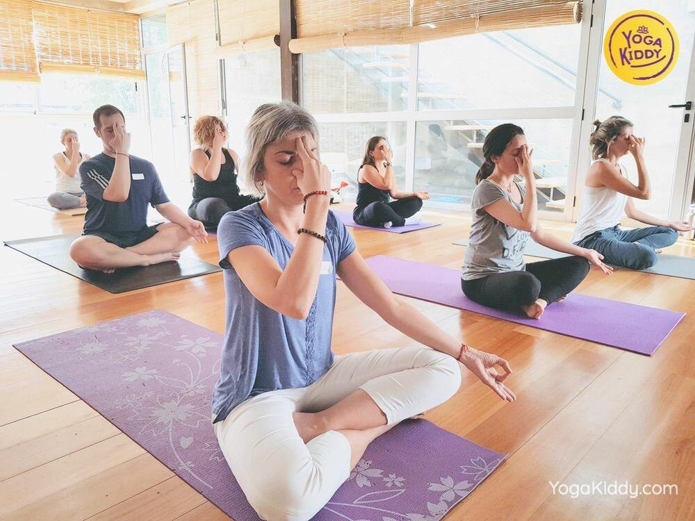 formacion yoga para ninos montevideo yogakiddy uruguay 8