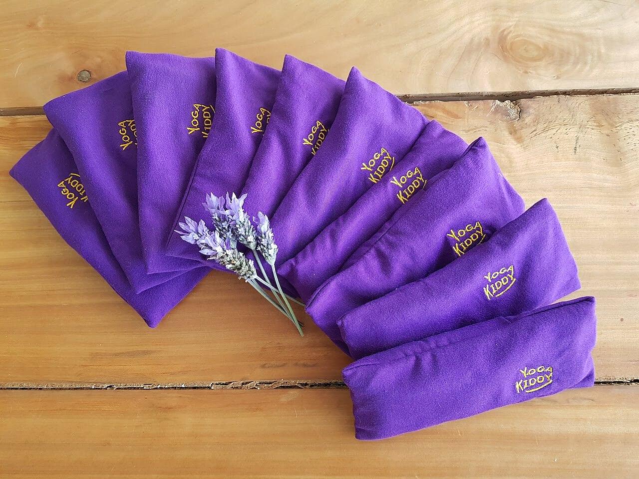 Pack 10 Almohadillas Terapéuticas de Relajación YogaKiddy