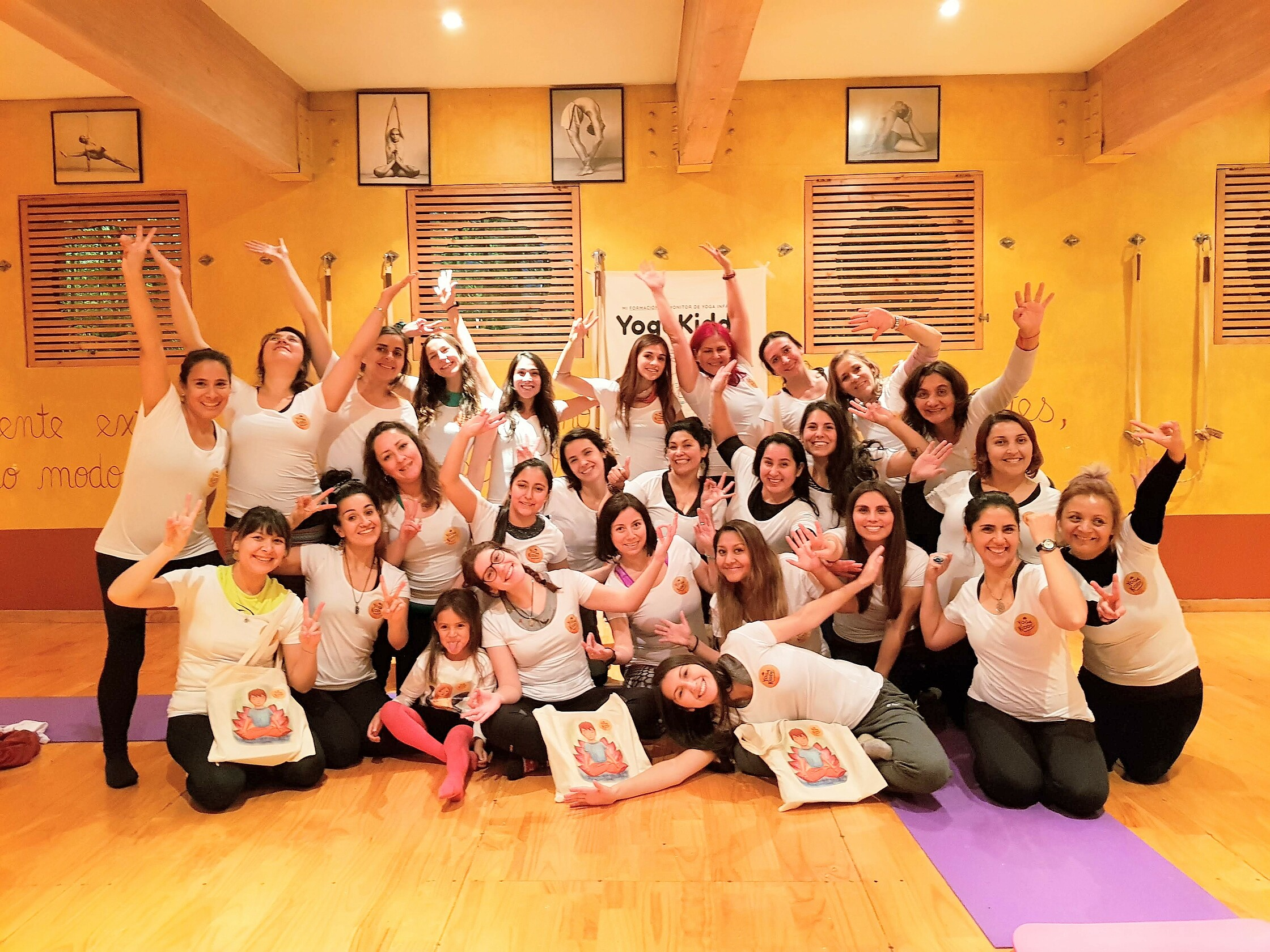 Yoga Alliance certificacion YogaKiddy