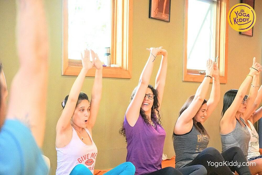 Formación de Yoga para Niños en Santiago, Chile YogaKiddy 49