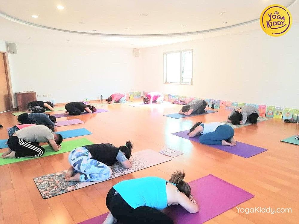 formacion yoga para niños en concepcion chile yogakiddy 4
