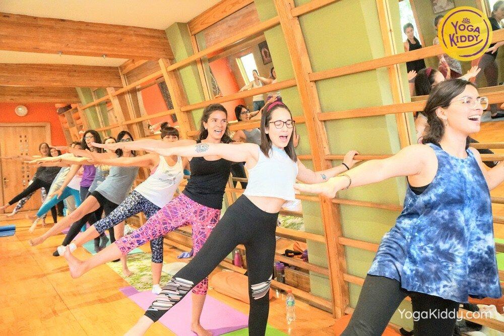 Formación de Yoga para Niños en Santiago, Chile YogaKiddy 48