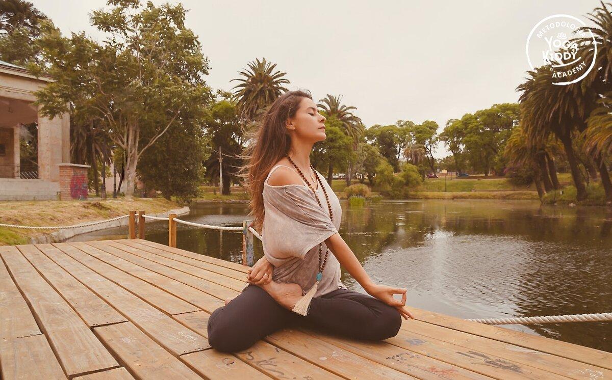Marita García - Facilitadora YogaKiddy (Yoga para Niños)