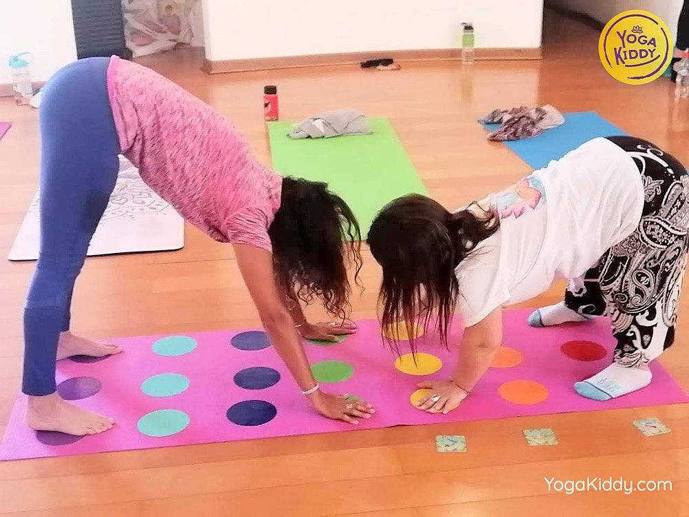 formacion yoga para niños en concepcion chile yogakiddy 9