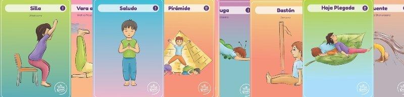 Recibe 10 Cartas de Yoga Gratis (formato PDF listas para imprimir)