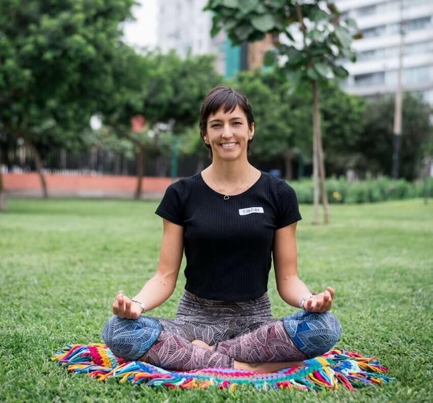 Fabiola Rodriguez facilitadora Yoga Infantil