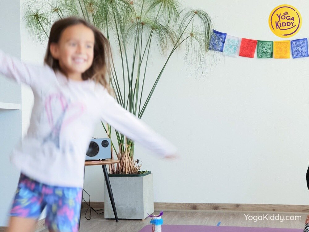 Taller con actividades de danza y teatro