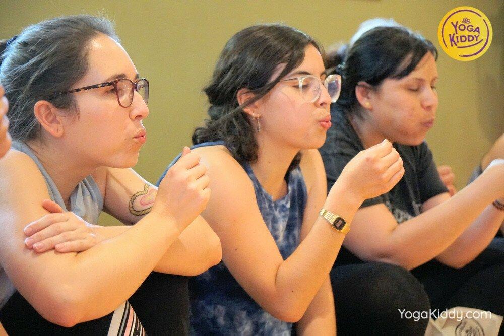 Formación de Yoga para Niños en Santiago, Chile YogaKiddy 53