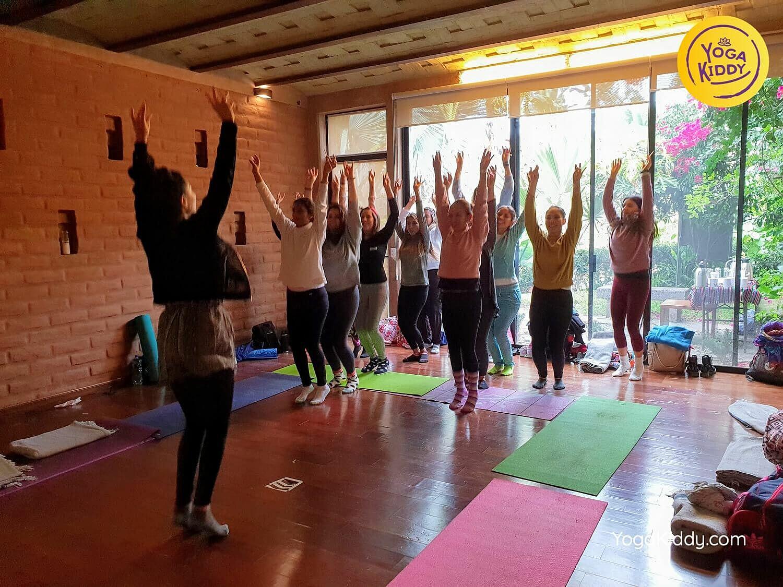 yoga niños guadalajara mexico yogakiddy 11