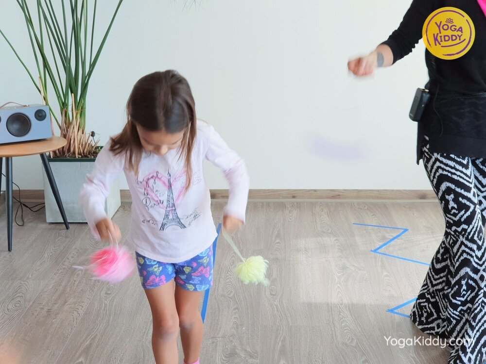 taller de juegos para la infancia