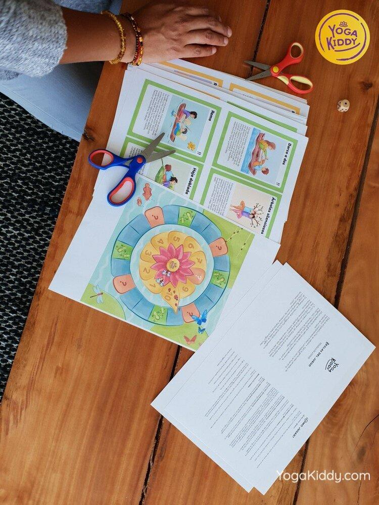 juego yoga niños imprimir yogakiddy pdf0002