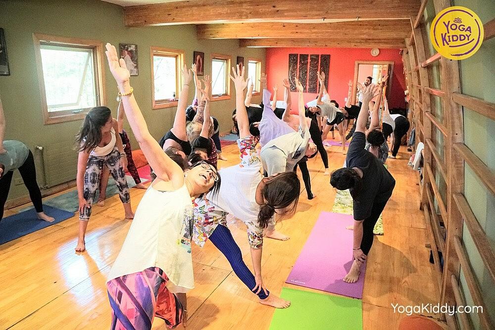 Formación de Yoga para Niños en Santiago, Chile YogaKiddy 21