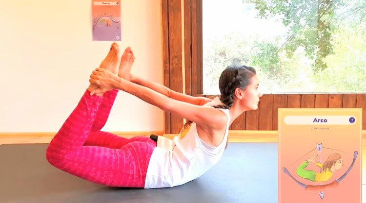 yoga cartas marita curso en linea yogakiddy 15