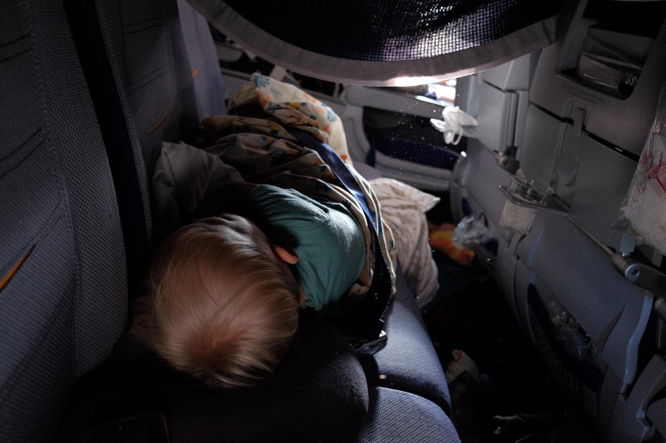 Flight № 16: Munich–Charlotte