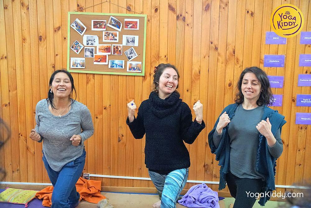 yoga para niños castro chiloe chile yogakiddy formacion 13