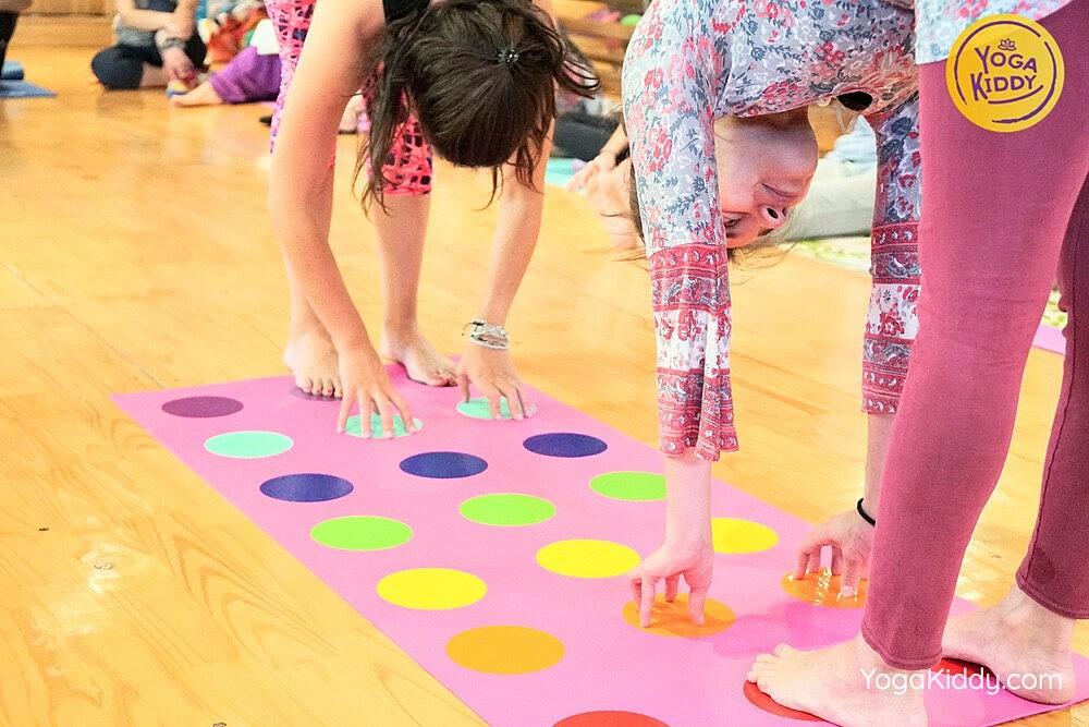 Formación de Yoga para Niños en Santiago, Chile YogaKiddy 44