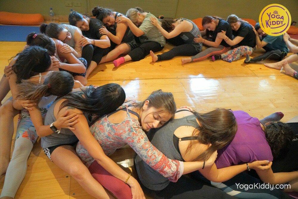 Formación de Yoga para Niños en Santiago, Chile YogaKiddy 55