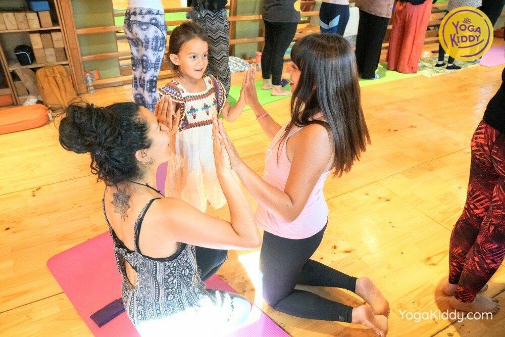 Formación de Yoga para Niños en Santiago, Chile YogaKiddy 34