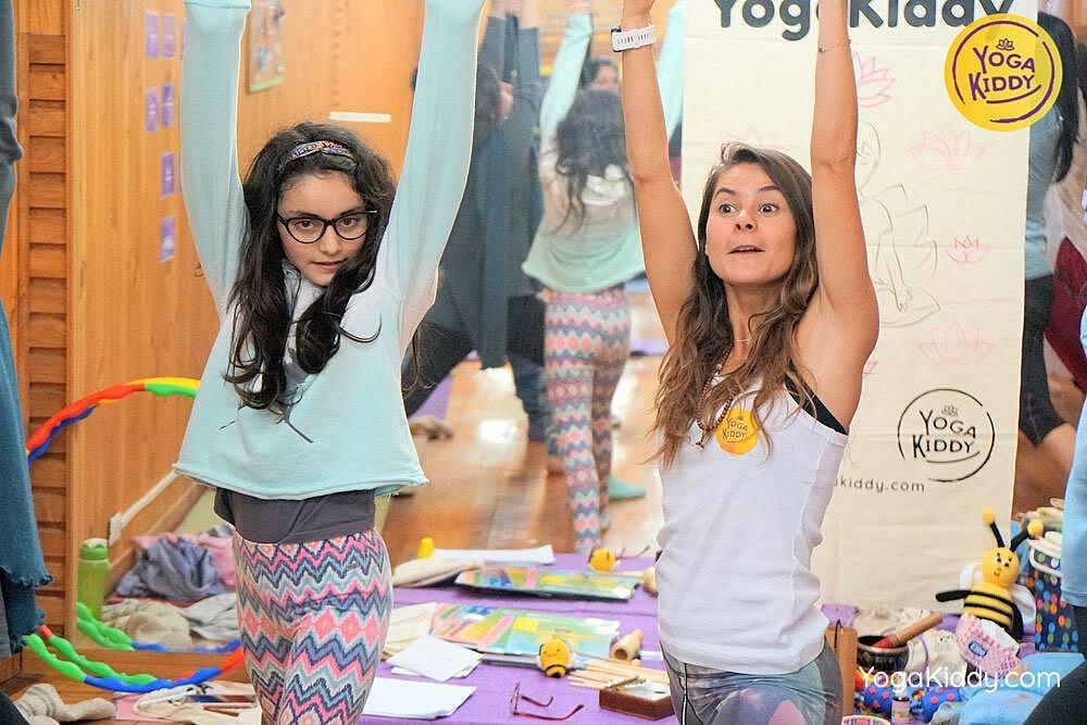 yoga para niños castro chiloe chile yogakiddy formacion 12