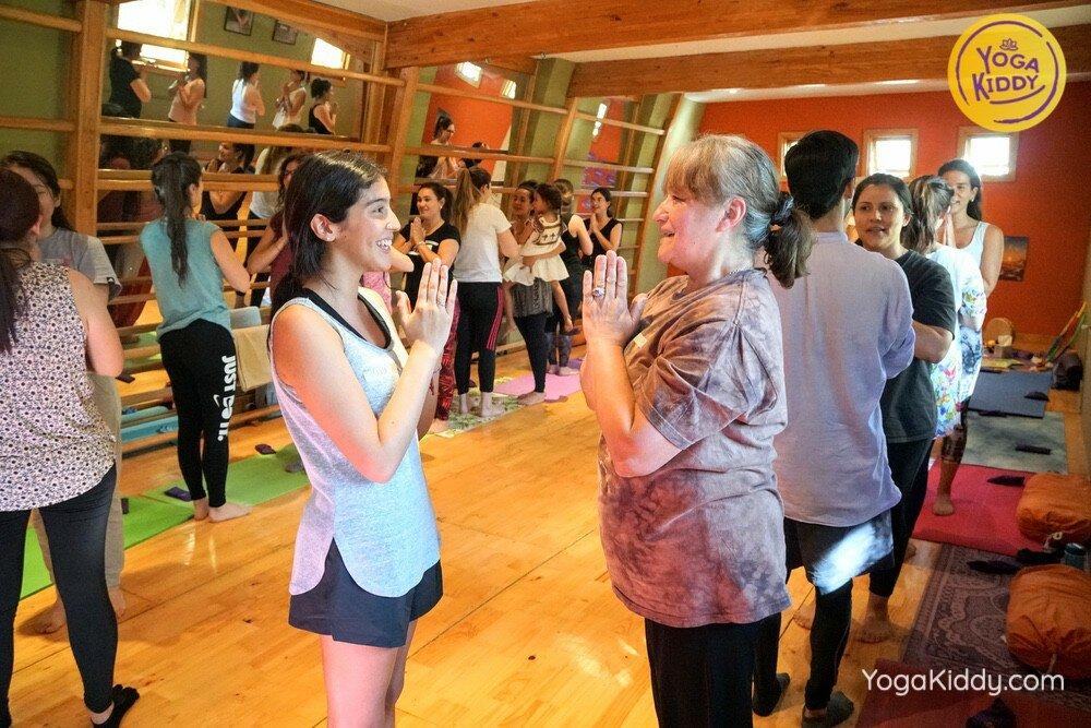 Formación de Yoga para Niños en Santiago, Chile YogaKiddy 33