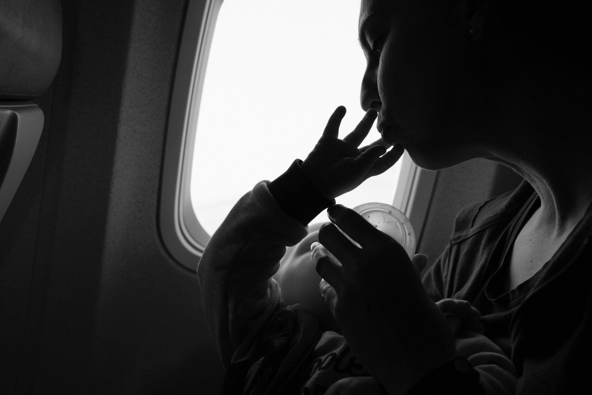 Flight № 6: Kharkov–Munich