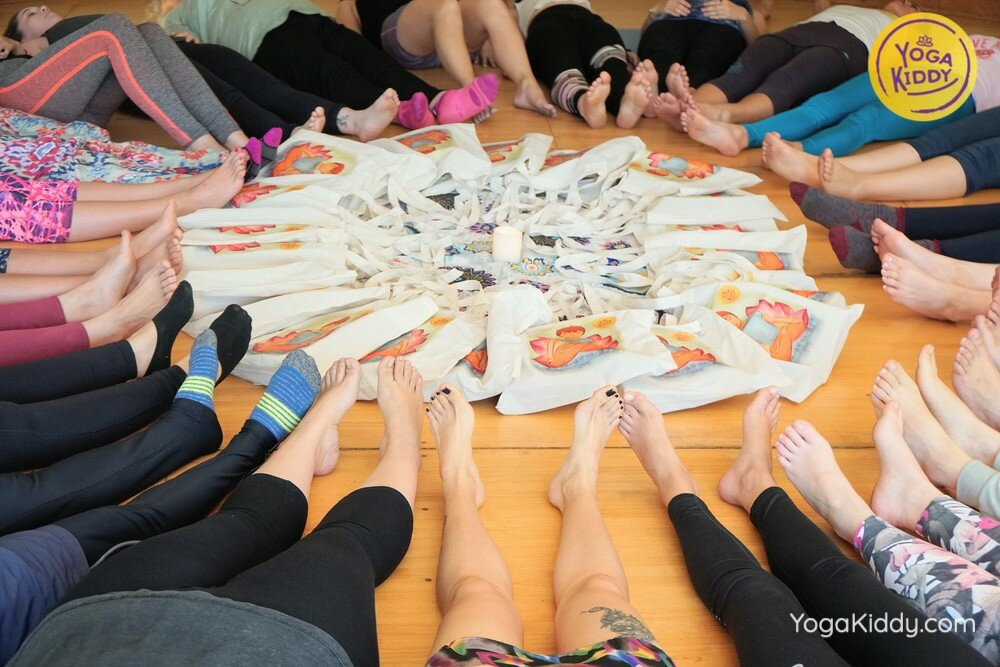 Formación de Yoga para Niños en Santiago, Chile YogaKiddy 56