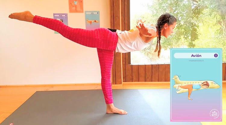 yoga cartas marita curso en linea yogakiddy 8