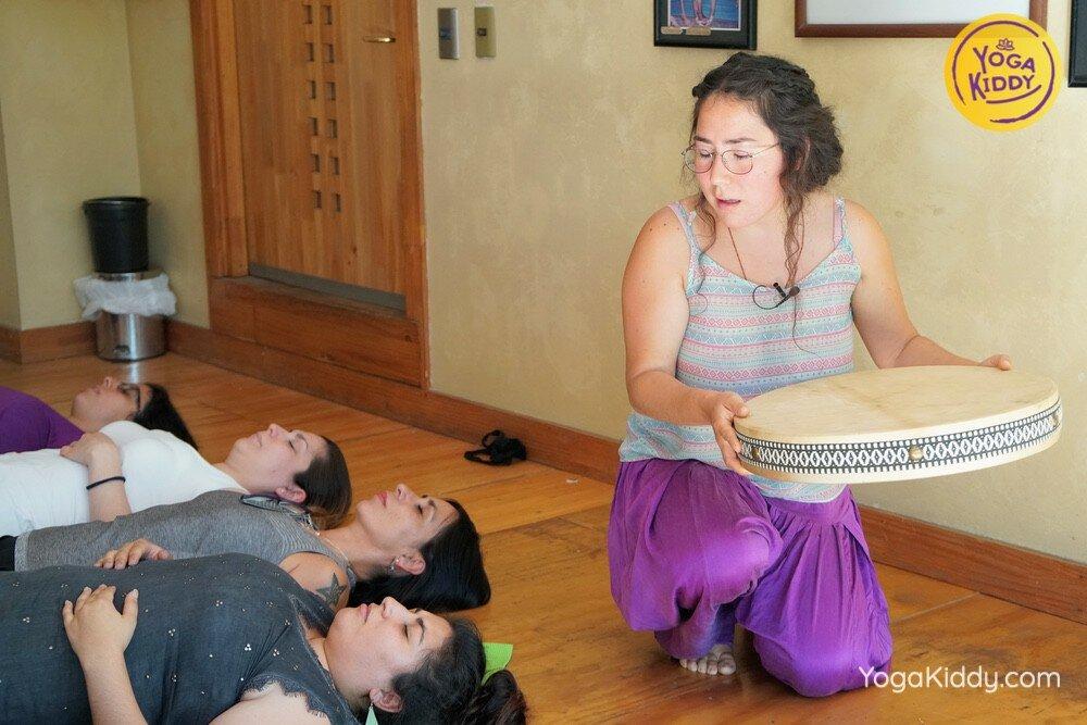 Formación de Yoga para Niños en Santiago, Chile YogaKiddy 57
