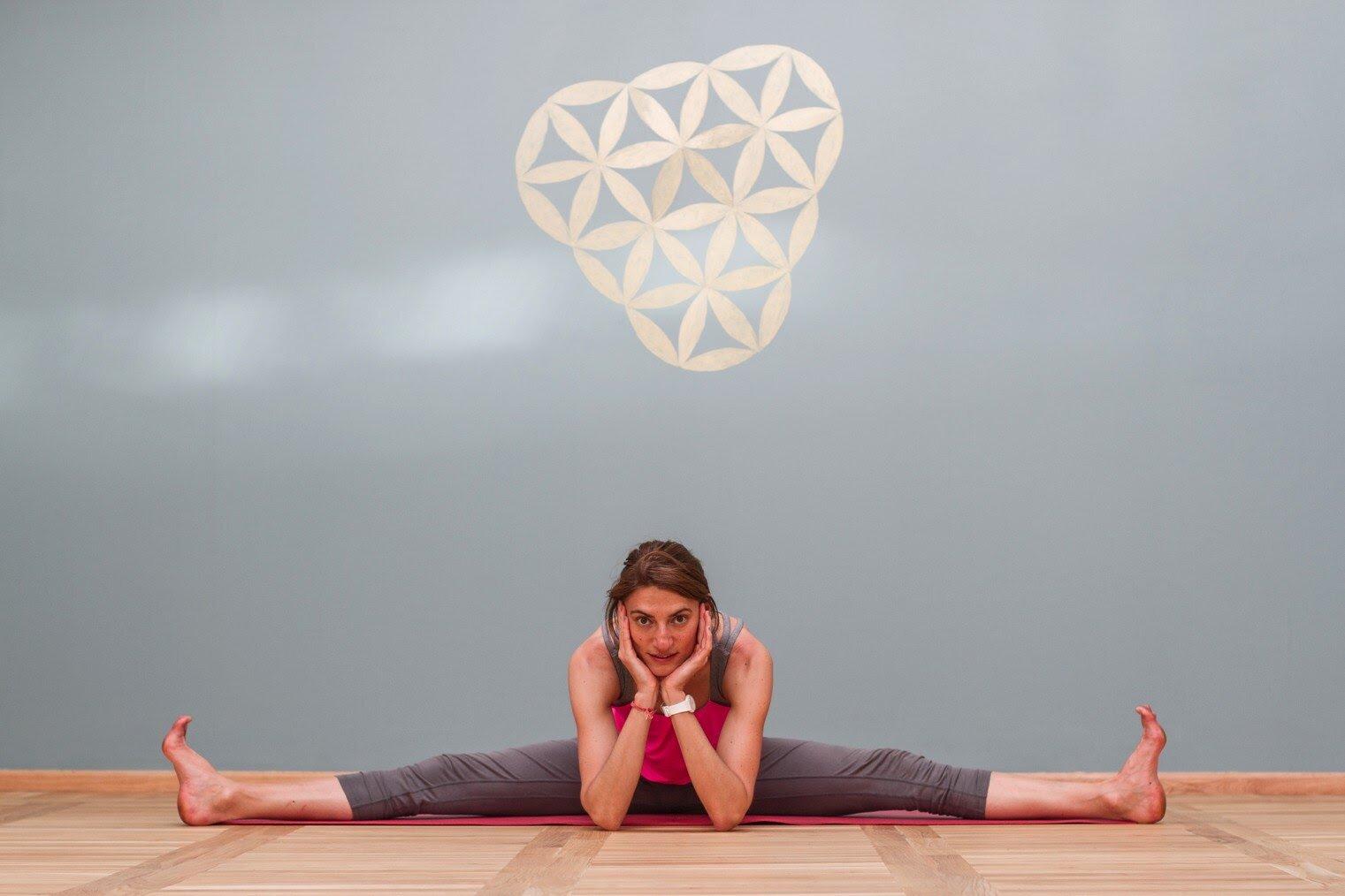 Julie Van Brabant - Cofundadora YogaKiddy (Yoga para Niños)