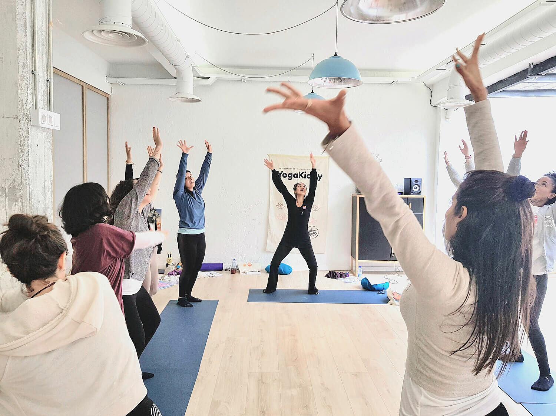Formación YogaKiddy