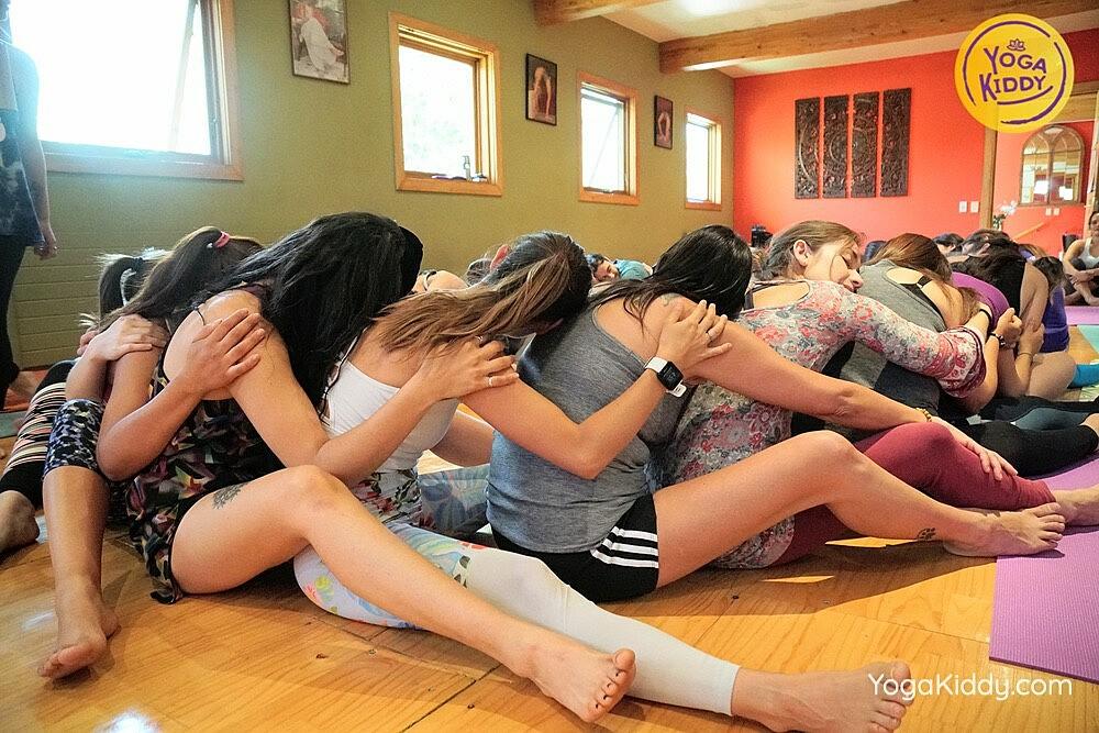 Formación de Yoga para Niños en Santiago, Chile YogaKiddy 54