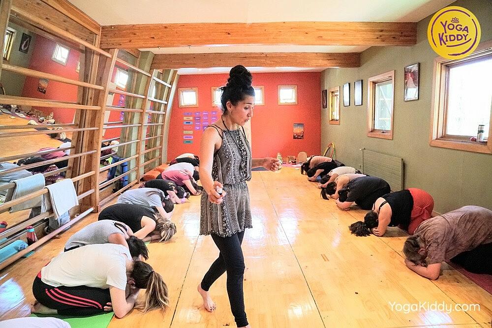 Formación de Yoga para Niños en Santiago, Chile YogaKiddy 16
