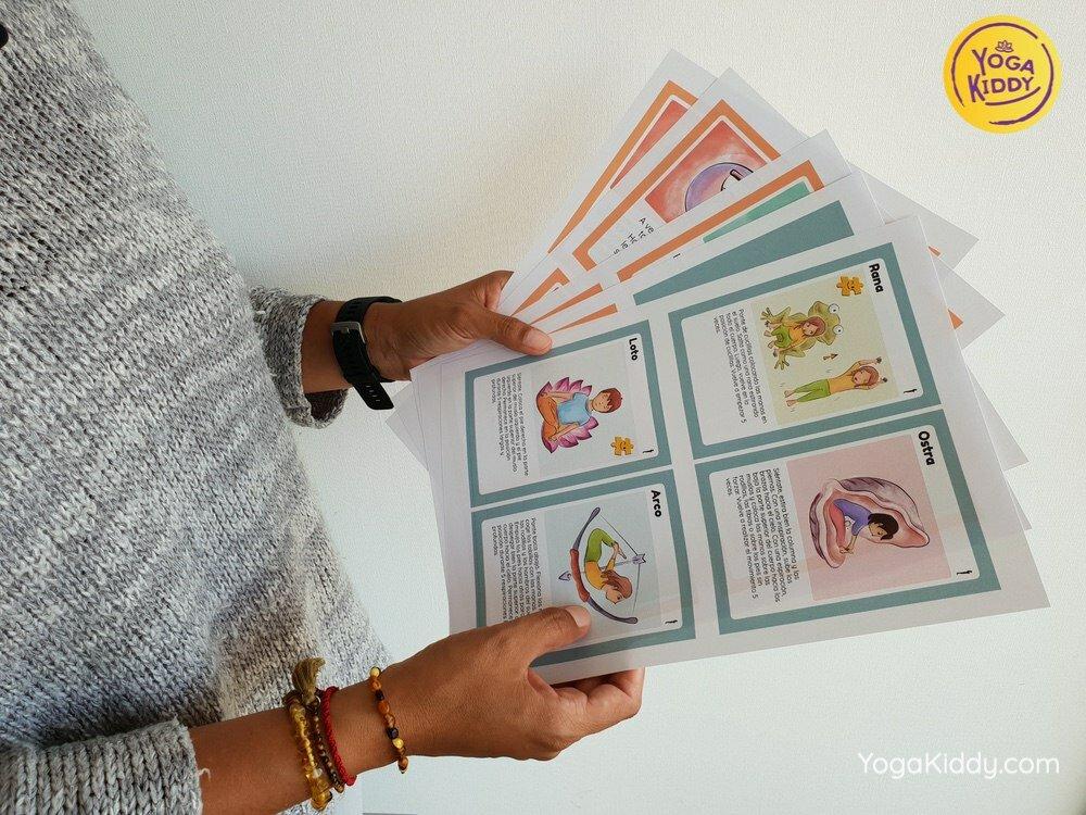 juego yoga niños imprimir yogakiddy pdf0001