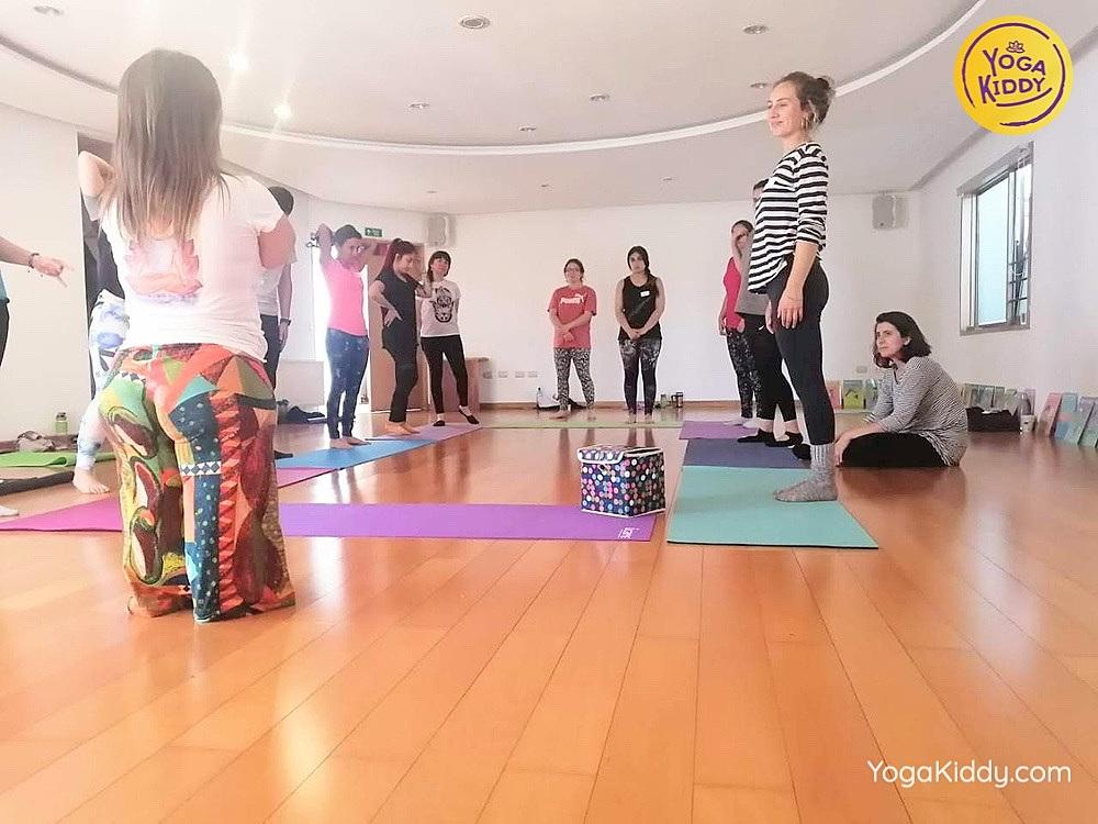 formacion yoga para niños en concepcion chile yogakiddy 7